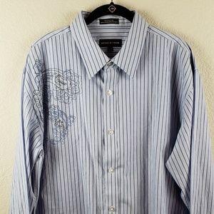 Michael Brandon | XXL Button Down Shirt